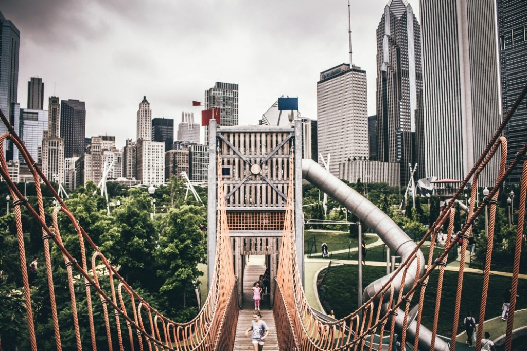 City as a Playground - Creative Business Network