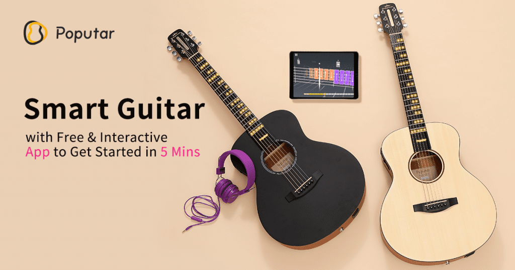 Poputar – Guitar is in need of a revolution